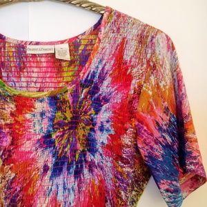 Draper's & Damon's Dresses - Drapers & Damon's floral 70's look dress  PL